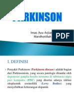 Parkinson Imas Chilmy
