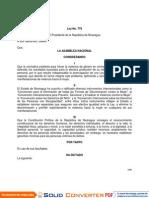 Ley No. 779 Ley Integral contra la Violencia.pdf