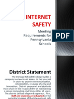 Internet Safety at Donegal School District