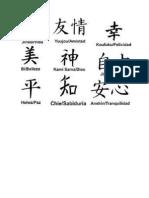 Simbolos Chinos