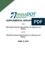 MHD Supplemental Specs 20120615