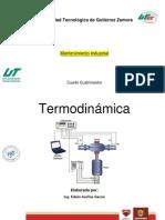 Antología Termodinámica I