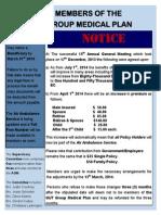 Premium Newsletter