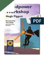18. Hugh Piggott - Cum sa ne construim un motor eolian - TEI - color print