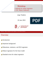 2013 06 19 Robust Regression