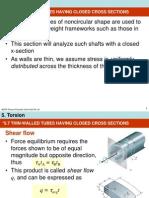 Mechanics Torsion Presentation