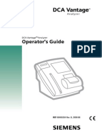 DCA Operators Guide
