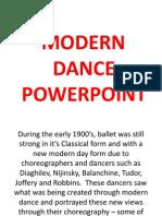 modern history powerpoint