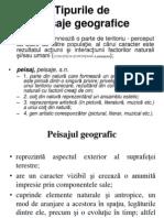 Peisaje Geografice