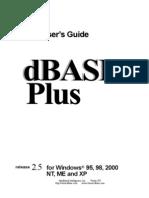 DBPlusV25UserGuide