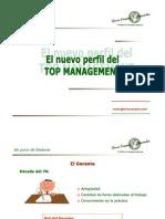 El Nuevo Perfil Top Management
