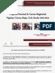 Normatividad-Carrera Magisterial XXIII Etapa