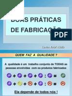 BPF (Boas Práticas de Fabricação)