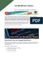 Como criar um Template WordPress - Parte 1- Introdução.doc