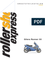 Gilera Runner 50 Parts
