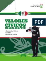 Valores cívicos – Manual de apoyo