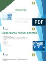 Globaliarea