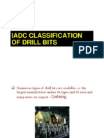IADC Bit types and classification
