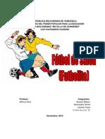 Historia Del Futbol en Venezuela