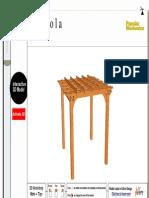 Foisor Din Lemn - Pergola-full