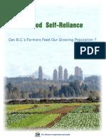 BC Food Self Reliance