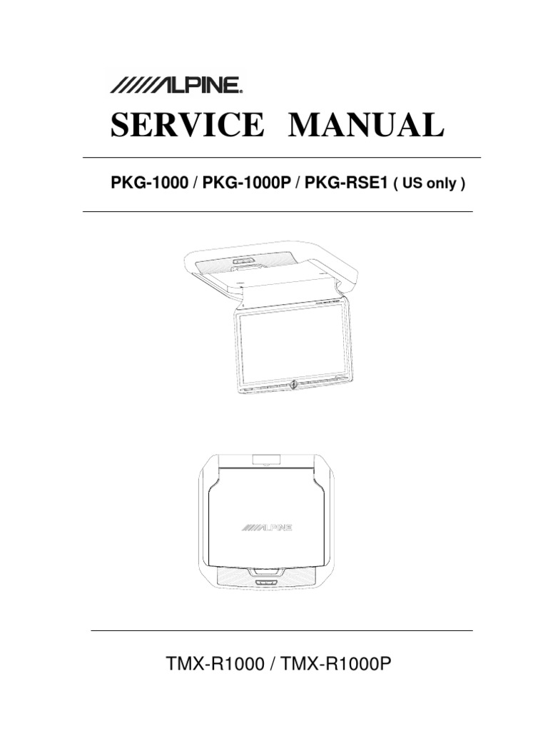 Tmx r1000 service manual asfbconference2016 Image collections