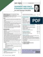 Radiant Application DR