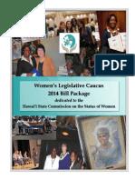 2014 Women's Legislative Caucus