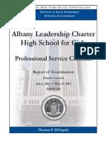 Albany Leadership Charter