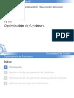 CE3.02 Optimizacion de Funciones [Corregida]