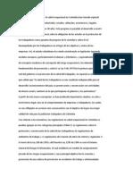 Los Temas Relacionados Con La Salud Ocupacional en Colombia Han Tomado Especial