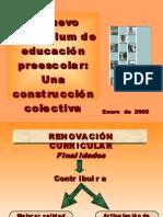 Educacion Preescolar Contruccion Colectiva