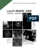 Singer Futura 2001