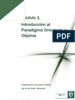 Lectura 1 - Introduccion Al Paradigma Orientado a Objetos
