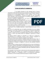 Estudio de Impacto Ambiental UPIS SALVADOR 1