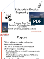 Numerical Methods Workshop