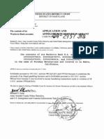 Wachovia Bank Seizures
