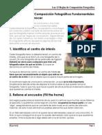 Las 13 Reglas de Composición Fotográfica Fundamentales