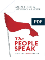 The People Speak Voices That Changed Britain - Colin Firth, Anthony Arnove (2013)