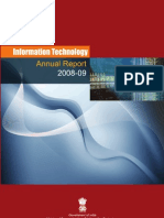 Annual Report 2008 09(IT)