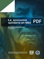 MARAÑON_La economia solidaria en Mexico