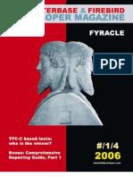 The InterBase and Firebird Developer Magazine, Issue 4, 2006, full version