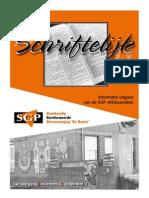 SGP Schriftelijk Nr3 Dec 2013
