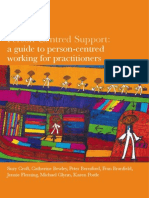 3. Person-Centred Support - A Guide to Person-centred Working for Practitioners