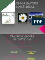 Transformações geometricas-6º A