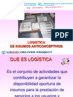 Introduccion a La Logistica y Sial