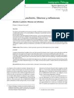 Bioética en pediatría. Dilemas y reflexiones -2008 7P