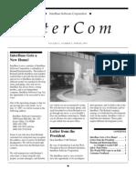 InterCom v01n01 - old magazine devoted to InterBase, 1997