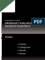 Evaluación del Paciente Pediátrico