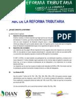 ABC Reforma Tributaria